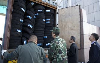 Пограничные переходы на китайско-российской границе
