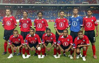 Сборная по футболу Восточного Тимора