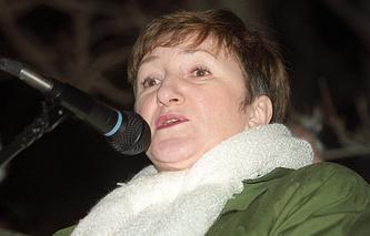 Галина Старовойтова, 1998 год