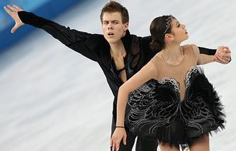 Никита Кацалапов и Елена Ильиных