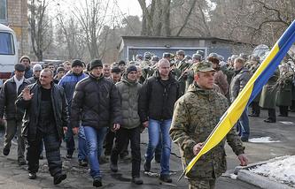 Военный призыв в армию Украины, 29 января 2015 года