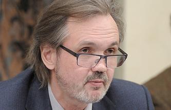 Председатель Комиссии ОП РФ по культуре Андрей Ковальчук