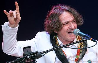 Музыкант и композитор Горан Брегович
