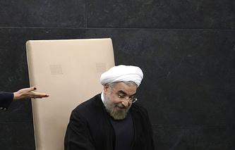 Президент Исламской Республики Хасан Роухани