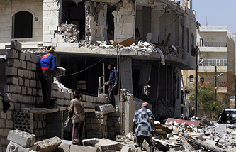 Последствия авиаударов международной коалиции по Йемену
