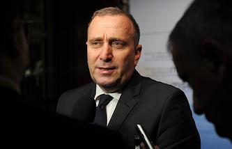 Глава МИД Польши Гжегож Схетина