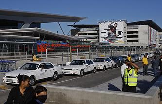 Международный аэропорт Кейптауна