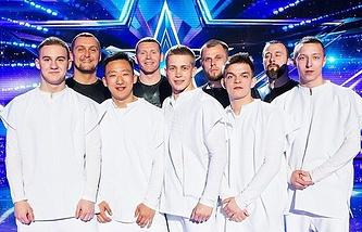 ЮДИ - Полуфинал Britain's Got Talent