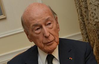 Валери Жискар д`Эстен