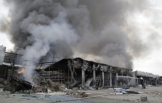 Донецк. 3 июня