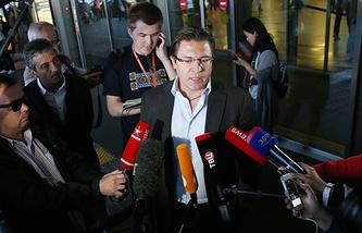 Адвокат семьи Карауловых Александр Карабанов
