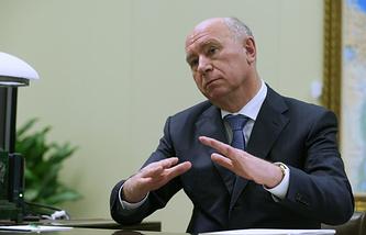 Губернатор Самарской области Николай Меркушкин