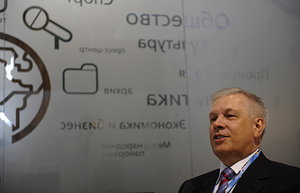 Руководитель Россельхознадзора Сергей Данкверт