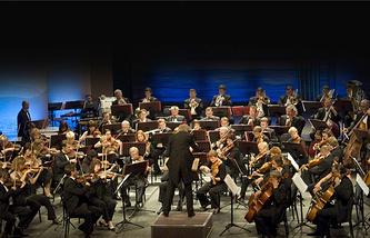Новосибирский симфонический оркестр