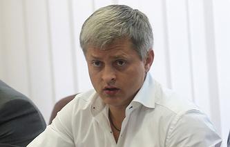 Глава ФНЛ Игорь Ефремов