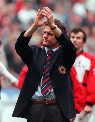 После победы в чемпионате Италии-1995/96