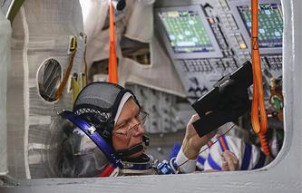 Космонавт Геннадий Падалка