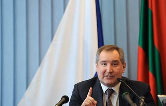 Рабочая поездка вице-премьера РФ Дмитрия Рогозина в Приднестровье