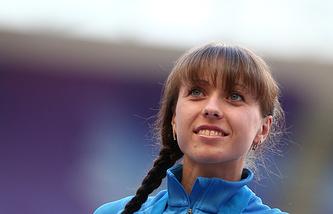 Российская спортсменка Анися Кирдяпкина