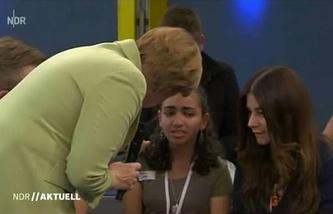 Скриншот с телеканала Norddeutscher Rundfunk