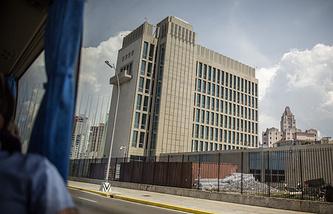Будущее посольство США на Кубе