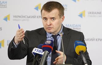 Министр энергетики и угольной промышленности Украины Владимир Демчишин
