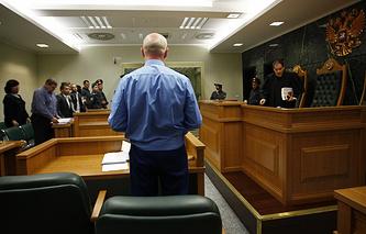 Во время предварительного слушания по делу участников банды Цапка