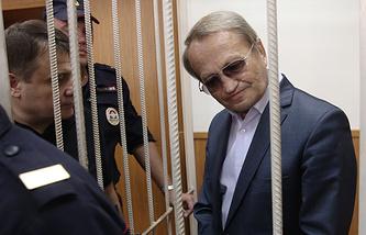 Вице-губернатор Новгородской области Виктор Нечаев