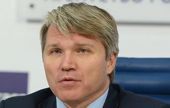 Замминистра спорта РФ Павел Колобков