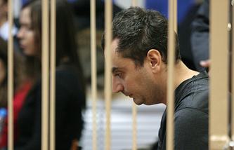Вице-мэр Новосибирска Александр Солодкин-младший