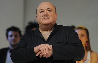 Художественный руководитель театра Et Cetera Александр Калягин