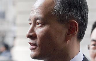 Посол КНР в США Цуй Тянькай