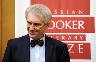 Член букеровского комитета Игорь Шайтанов