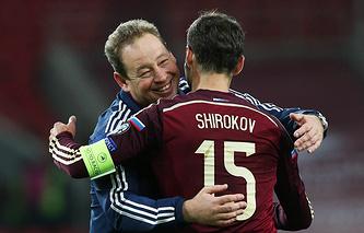 Леонид Слуцкий и Роман Широков