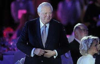 Почетный президент Олимпийского комитета России Виталий Смирнов