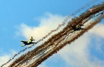 Самолеты Су-25