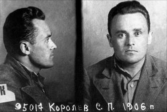 Сергей Королев после ареста, 1938 год
