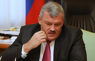 Временно исполняющий обязанности главы Республики Коми Сергей Гапликов