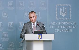 Начальник СБУ Василий Грицак