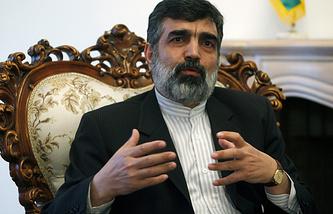 Официальный представитель Организации по атомной энергии Ирана (ОАЭИ) Бехруз Камальванди