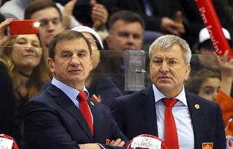 Сборная России уступила команде США в матче молодежного ЧМ по хоккею