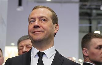 Дмитрий Медведев, Сочи, 27 февраля