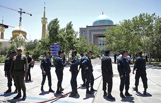 Тегеран, 7 июня