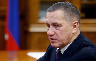 Вице-премьер РФ, полномочный представитель президента на Дальнем Востоке Юрий Трутнев