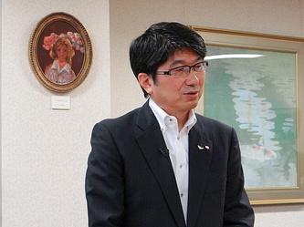 Мэр Нагасаки Томихиса Тауэ