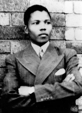 Нельсон Мандела, 1937 год