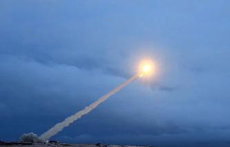 "Крылатая ракета ""Буревестник"""