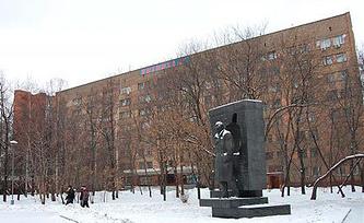 Здание Воениздата. Фото wikimania.org