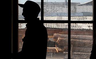 Заключенный в исправительной колонии. Фото ИТАР-ТАСС/ Станислав Красильников
