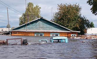 Фото ИТАР-ТАСС/ МЧС по Хабаровскому краю